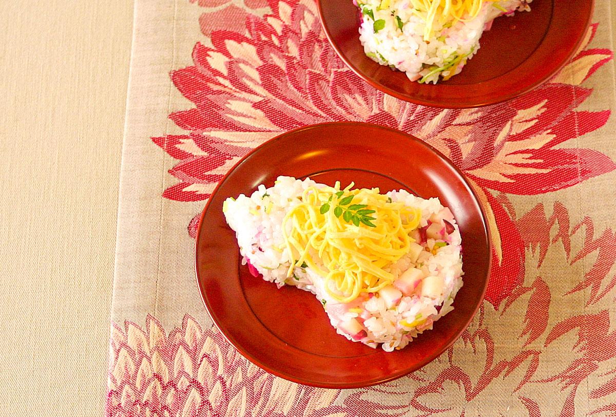 春色ちらし寿司